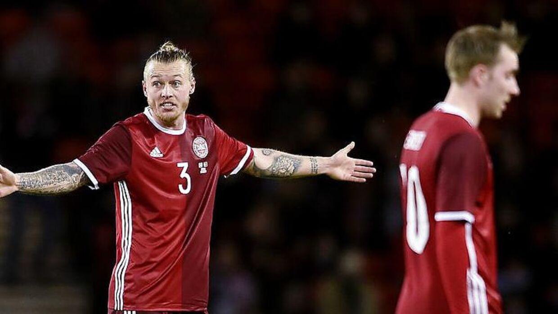 Hvem scorer højest, og hvem lander i bunden? Tid til at gøre status over Danmarks drenge. Foto: Liselotte Sabroe/Scanpix.
