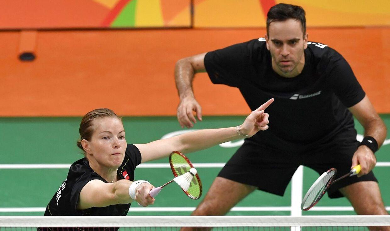 Nu igen Dansk badmintonstjerne kollapsede i omkl¦dningsrummet