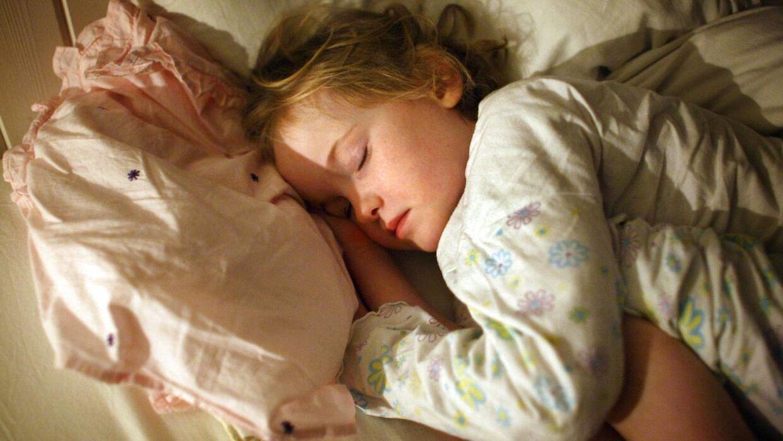 sove for meget