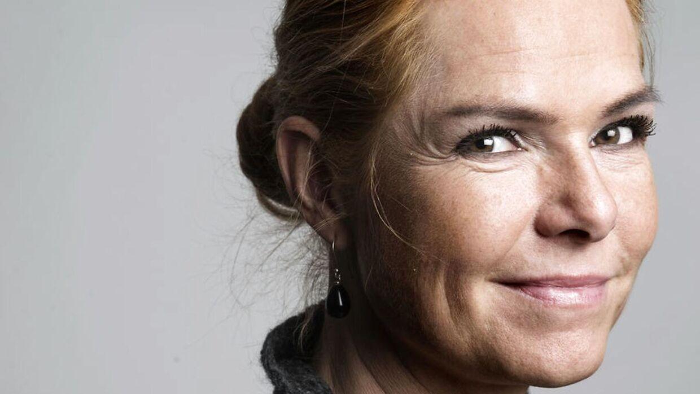 Inger Støjberg, Integrationsminister (V).