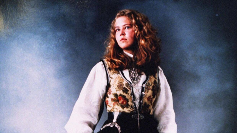 Den norske pige Birgitte Teng blev blot 17 år.