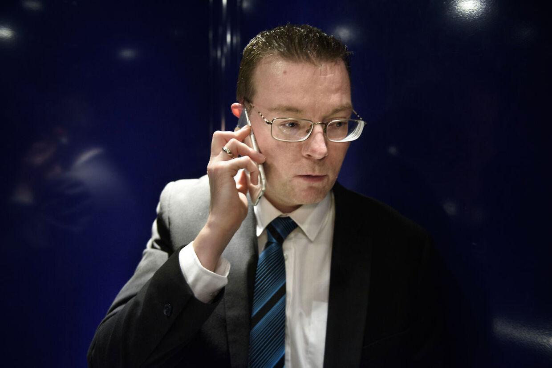 PLUS-historie. Det kan koste dansk medlemskab af Europol, at DF ikke vil stå ved en garanti, partiet gav op til folkeafstemningen 3. december, lyder kritikken fra flere sider. (se Ritzau historie 291758) Kenneth Kristensen Berth, Dansk Folkeparti.. (Foto: NIELS AHLMANN OLESEN/Scanpix 2016)