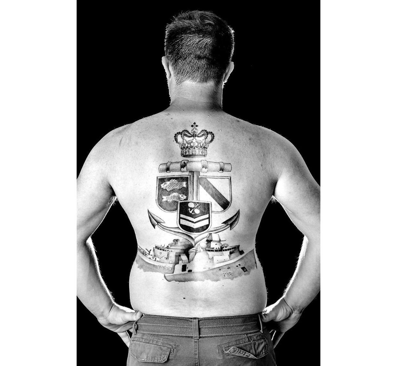 sømands tattoo betydning