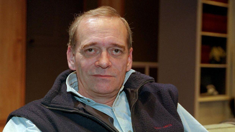 Skuespilleren Claus Ryskjær er død. Han blev 71 år, skriver Politiken. Han var i mange år et af dansk revylivs allerstørste navne. (Foto: BENT MIDSTRUP/Scanpix 2016)