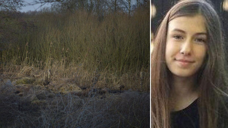 Emilie Mengs lig blev fundet i en tørvesø.