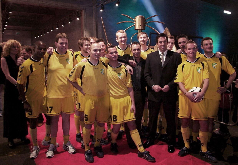 FC Zulu til Zulu Awards i 2004.