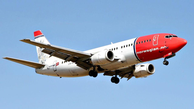 ARKIVFOTO 2006 af Norwegian fly.