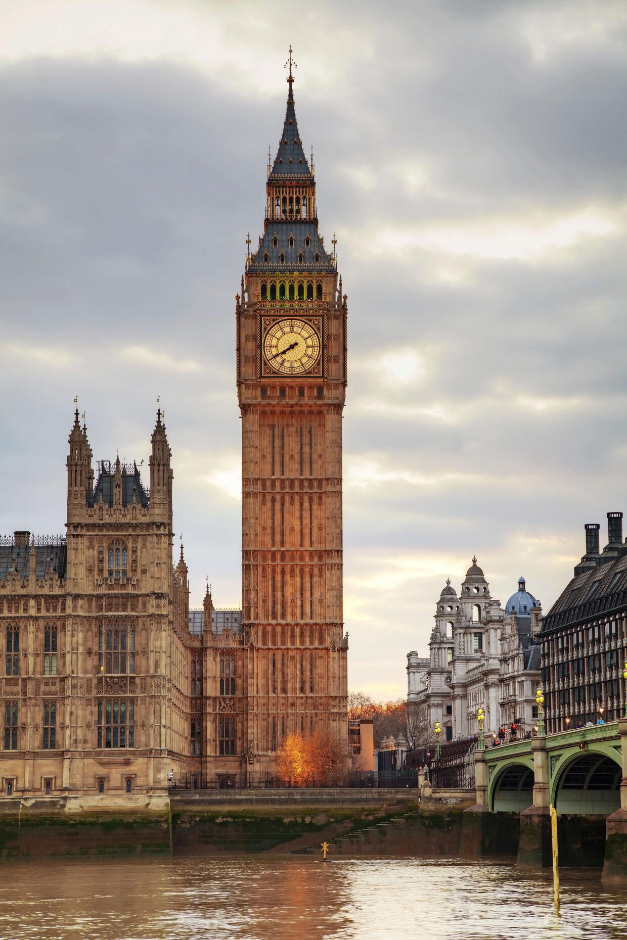 Big Ben i London