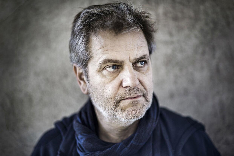 Her ses den danske filminstruktør Ole Bornedal.