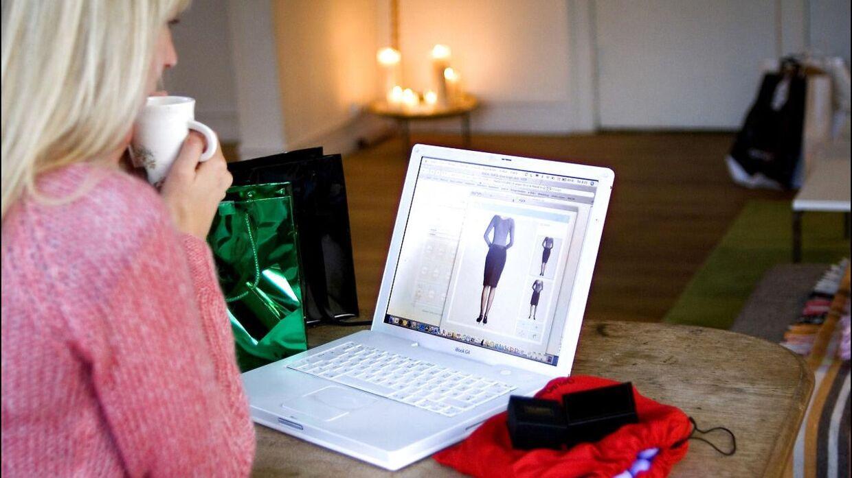 tøjfirmaer på nettet
