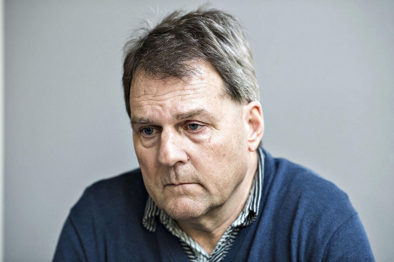 Michael Andersen oplevede en kæmpe nedtur, da han blev fyret som direktør for Team Danmark.