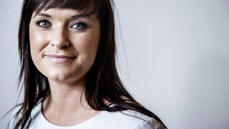 Minister for offentlig Innovation Sophie Løhde havde opgivet at finde manden i sit liv, men så dukkede han pludselign op.
