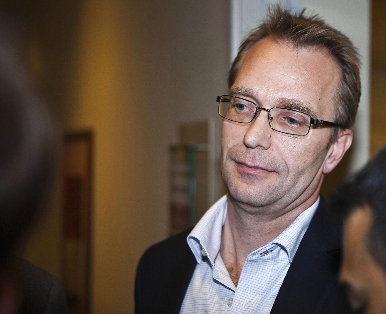 Direktør i F.C Nordsjælland og kommende direktør i Brøndby Ole Palmå.