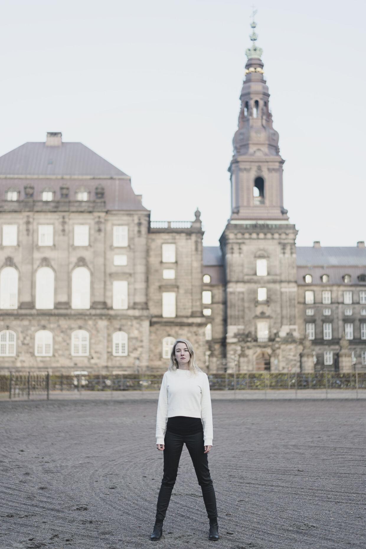 Susan Simonsen er blevet kendt – efter sin tid på Christiansborg. Fotos: Sofie Amalie Klougart