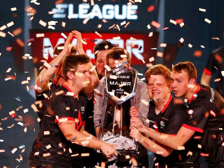 Det danske counter strike-hold Astralis vandt 3,5 millioner kroner ved en stor turnering i januar. E-sport er ved at eksplodere i Danmark.