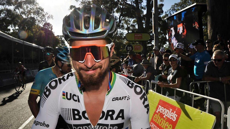 Efter årets Tour de France deltager verdens største cykelstjerne, Peter Sagan, i et motionsløb et endnu ukendt sted i Danmark
