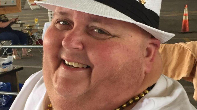 57-årige Roger Logan.