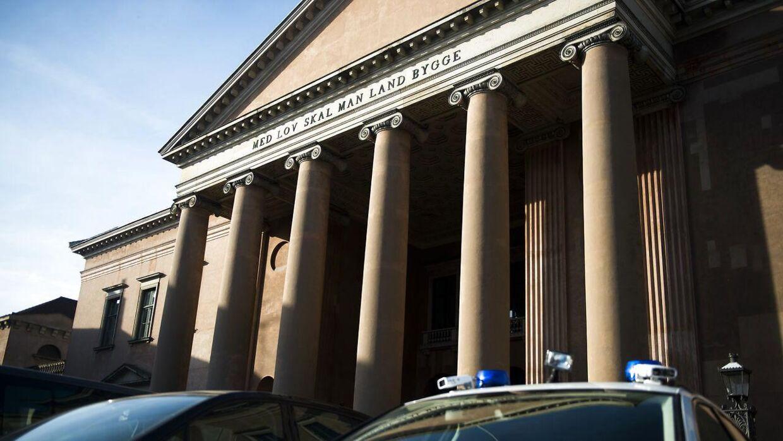 Den tiltalte kvinde vil få sin sag behandlet som en domsmandssag i Københavns Byret.