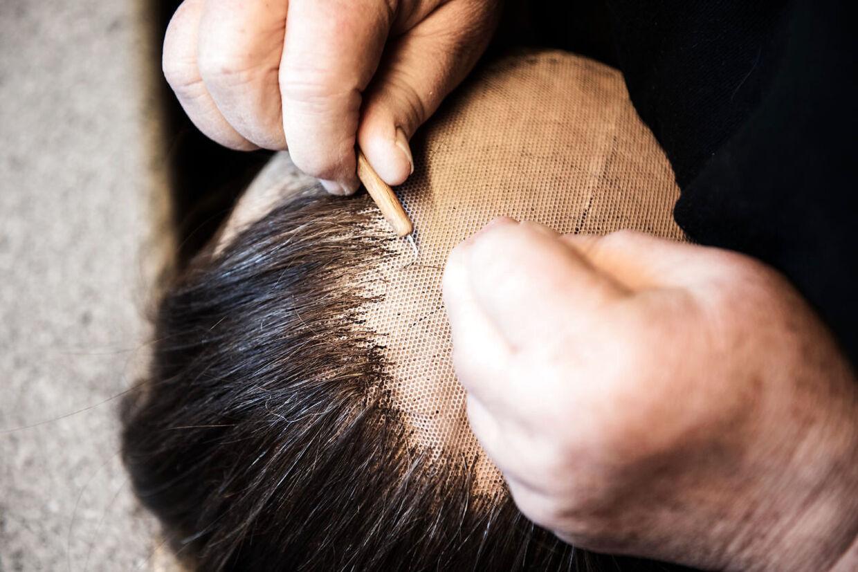 hvordan donere man hår