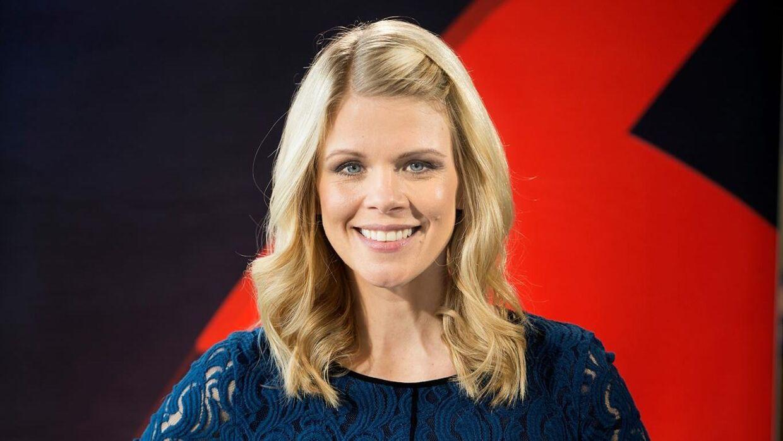 Tv-værten Helle Smidstrup.