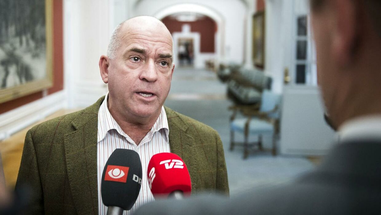 Søren Espersen synes ikke, det er i orden at lade en imam prædike i en dansk kirke.