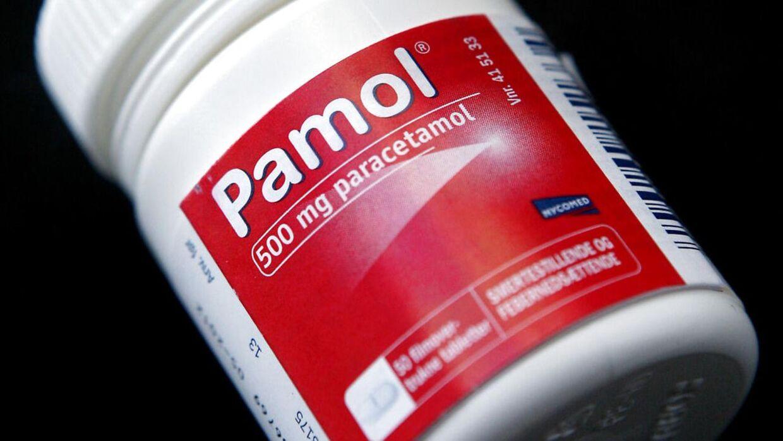 Hovedpinepiller - Pamol.