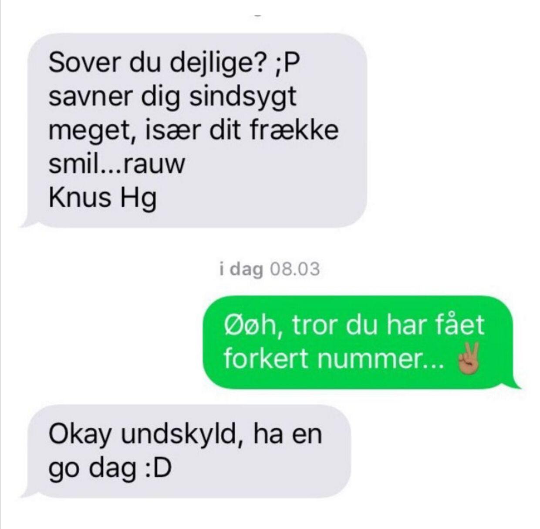 frække sms