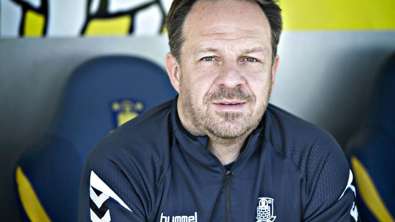 Alexander Zorniger forstår ikke, at der bliver talt så negativt om fodbold i Danmark.