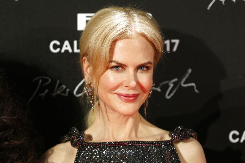 Her ses Hollywood-stjernen Nicole Kidman