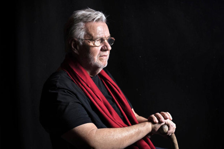 I en alder af 82 har Morten Grunwald erkendt, at nedtællingen er begyndt og at fysikken ikke længere er, hvad den har været.