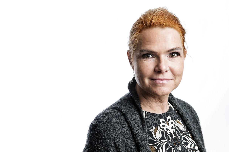Inger Støjberg, udlændinge-, integrations- og boligminister (V).