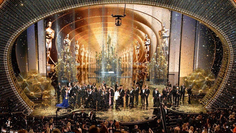Scenen ved Oscar-showet, som den så ud i 2016.