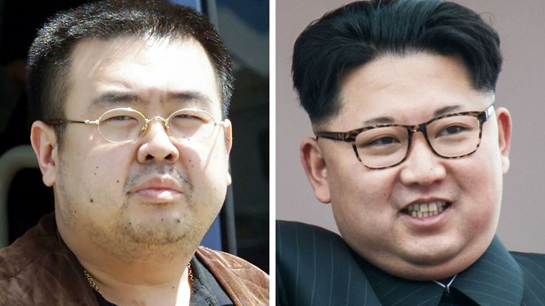 -Arkiv- SE RITZAU Kvinde fik 630 kroner for at myrde Kim Jong-uns halvbror.