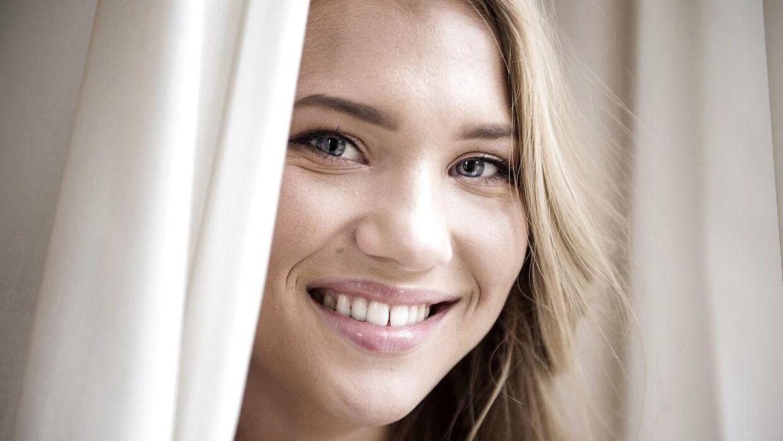 21-årige Anja Nissen, vinder af dansk Melodi Grand Prix 2017.