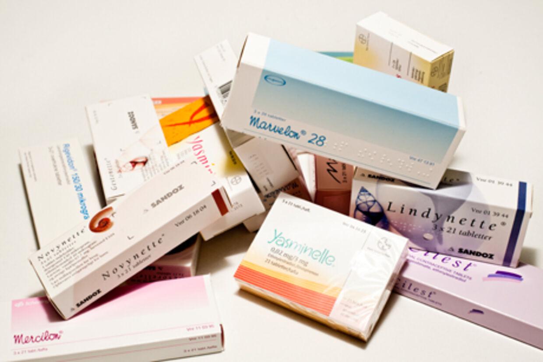 p piller mærker