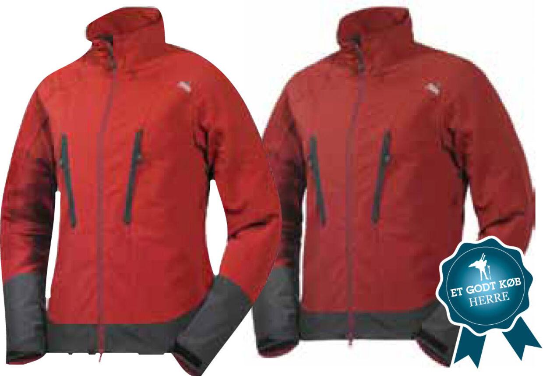 40faa885f47 Tierra Ace softshell jakke   BT Test - www.bt.dk