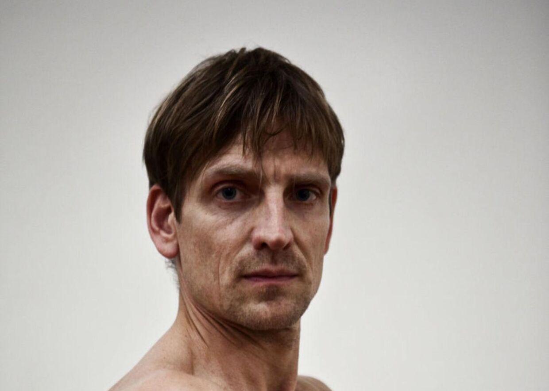 Body-SDS. Bengt Valentino Andersen(45) er SDS behandler.