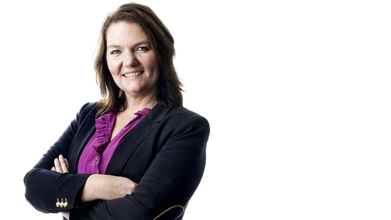 Søs Marie Serup er politisk kommentator på BT.