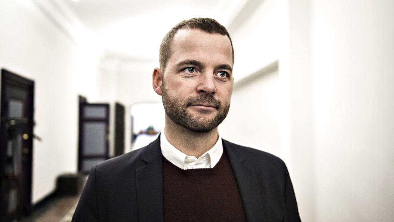 De Radikales leder Morten Østergaard ønsker en aftale om, at danskerne ikke skal have mulighed for at stemme om EU medlemskab, som briterne gjorde sidste år. (Foto: Ida Guldbæk Arentsen/Scanpix 2017)