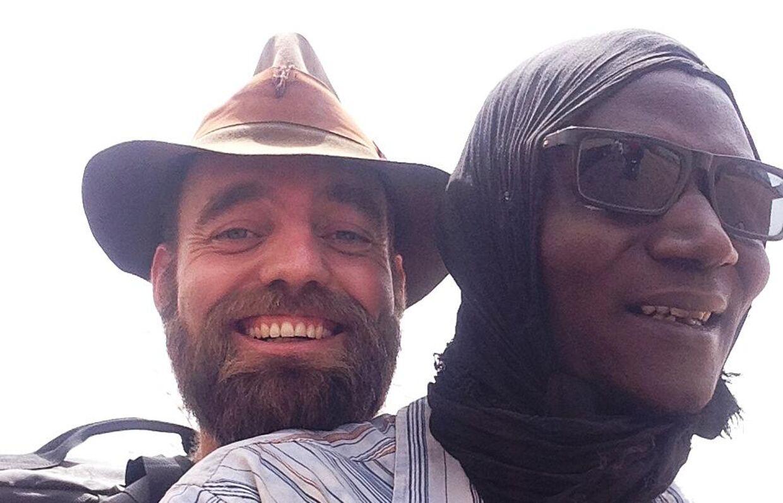 Land nr. 83 I Mali er det nemmest at komme omkring med motortaxi.