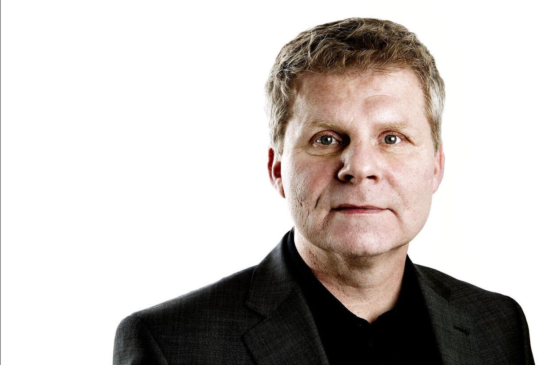 Kurt Lassen, journalist og forfatter. Blog-skriver på B.T.