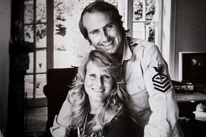 Erik og Margit Brandt nåede at være gift i 45 år.