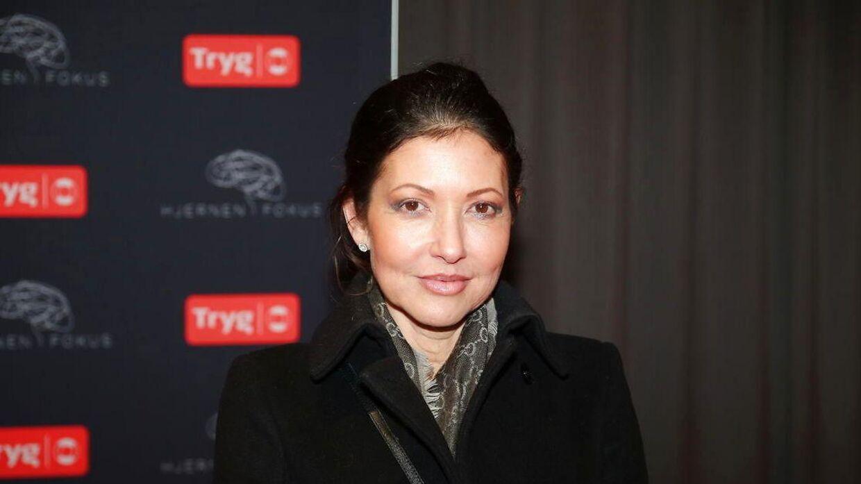 Grevinde Alexandra til premieren på filmen 'Du Forsvinder'.