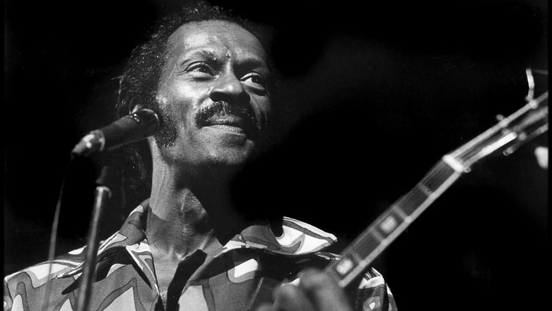 Chuck Berry Tivolis Koncertsal august 76.