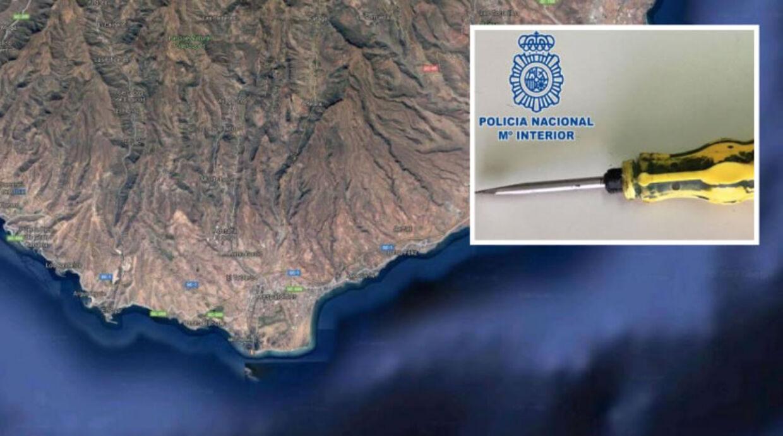 Foto: Google Maps/spansk politi.