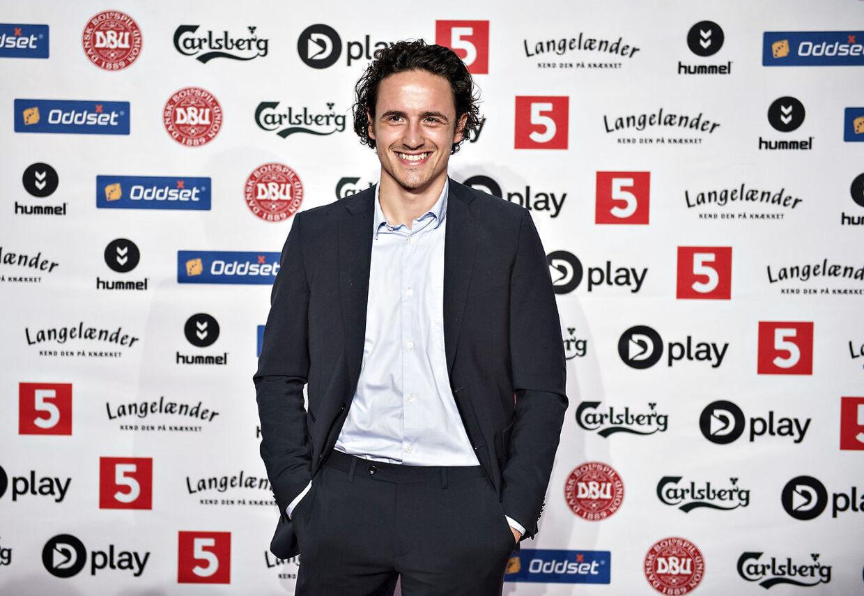 Thomas Delaney, som i vinterpausen skiftede fra FCK til Werder Bremen