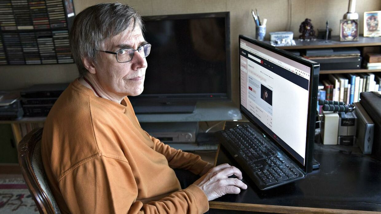 Benny Gunnø mistede pludseligt sin kone efter kort tids sygdom i oktober. Herefter skulle han have adgang til hendes e-Boks, men på grund af en fejl havde han i mere end en måned adgang til en fremmed afdød kvindes personlige oplysninger.