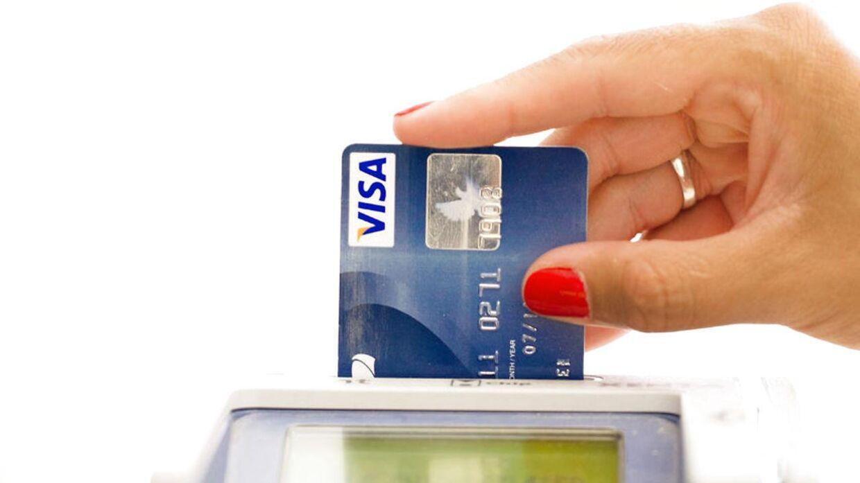 Sørg for at betale med Visa-delen af dit VisaDankort eller betal med et andet kreditkort.