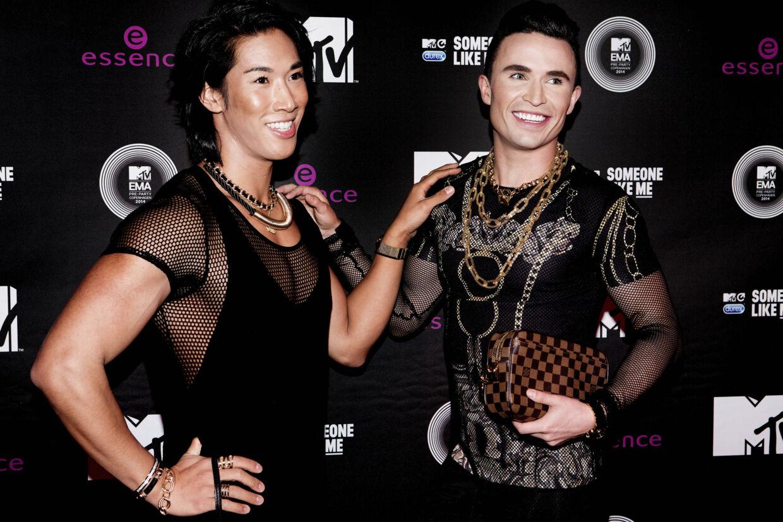 Da der var penge og prestige i dansk reality-tv. I 2010 hyldes branchen ved et stort show i Vega, der blev filmet og senere vist som optakt til MTV EMA direkte fra Glasgow. Foto Linda Kastrup
