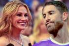 Julia Roberts mødte Sergio Ramos efter søndagens Clasico.